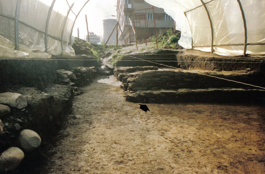 As Pontes na Historia / Romanización / 1