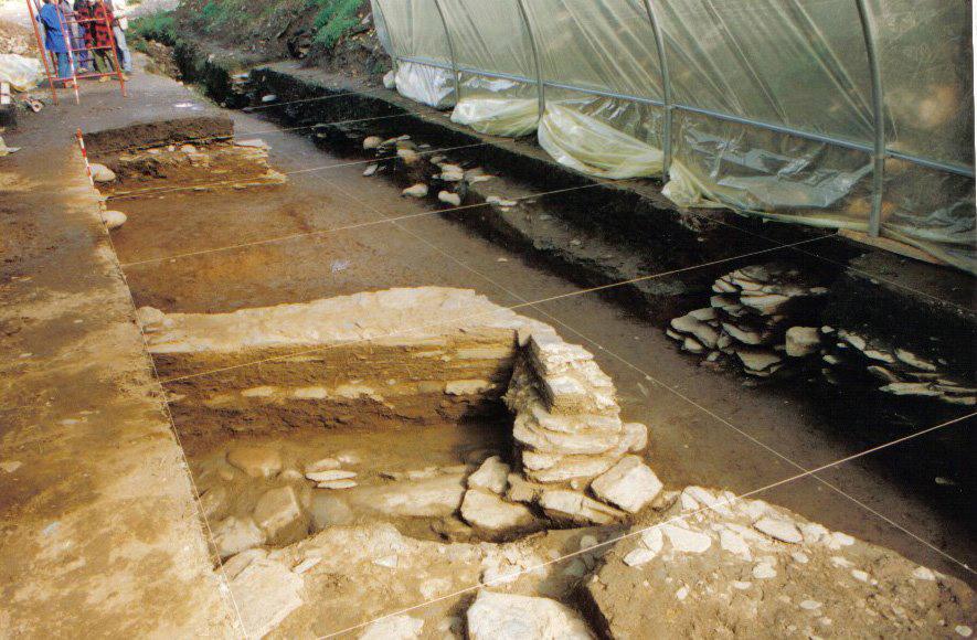As Pontes na Historia / Romanización / 2