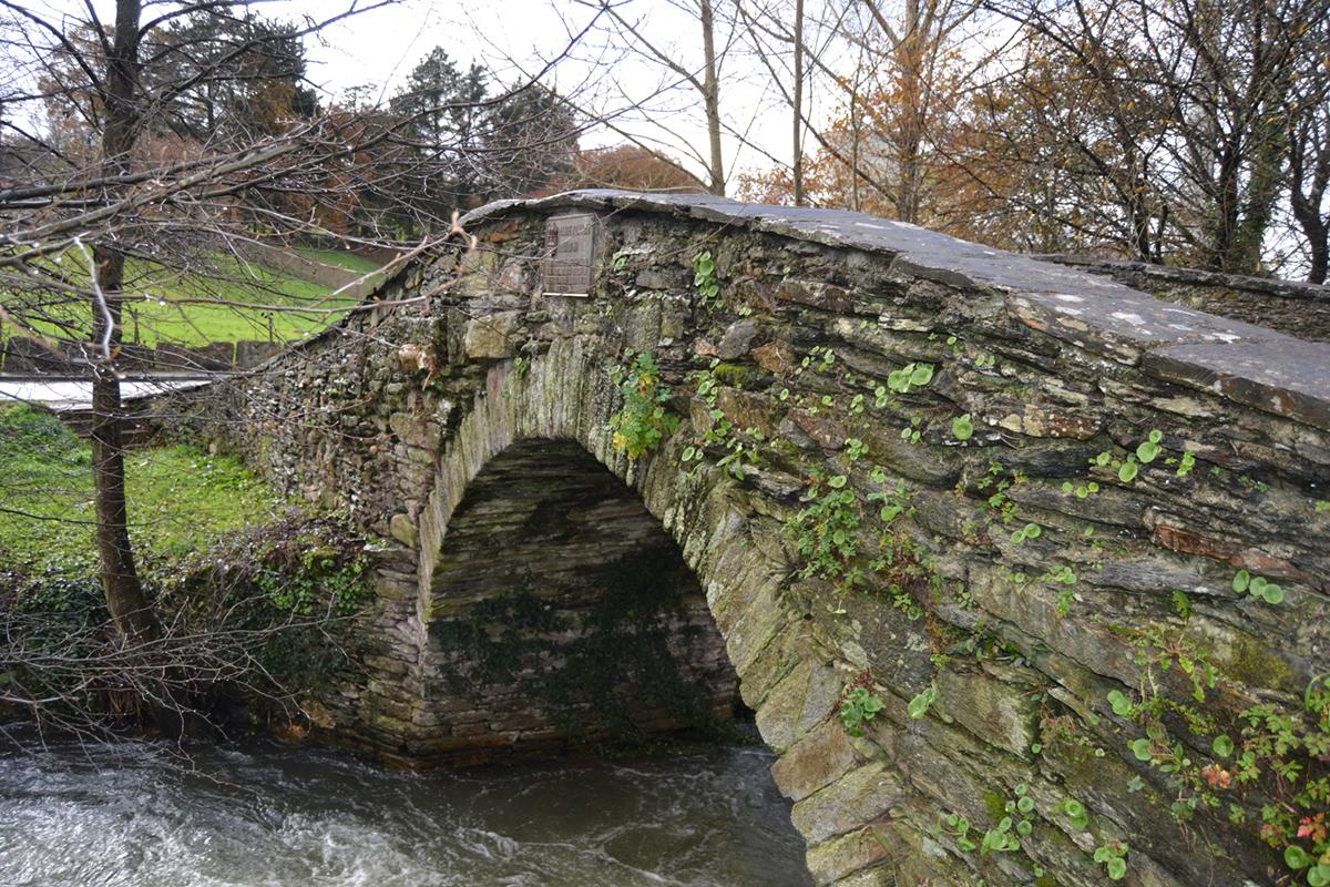 As Pontes na Historia / Romanización / 3